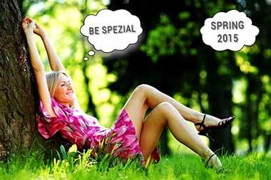 Be Spezial